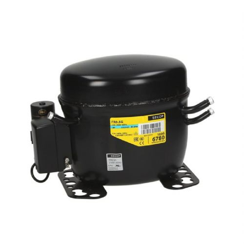 Aspera Embraco NT2180GK R404A Refrigeration Compressor LBP 1Hp 240V 50Hz
